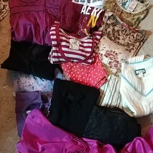 MYSTERY BOX 15 Pieces Variety Clothing Sz. XS